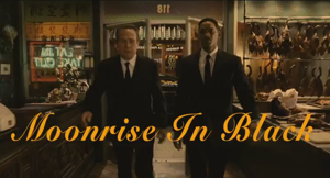 Men in Black 3 Reimagined Through Wes Anderson's Lens
