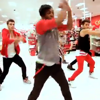 Beyonce Flash Mob Hits Target