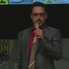 Robert Downey Goes Full Tony Stark at SDCC