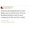 Reading Rainbow Twitter Handle Returned to Its Rightful Owner