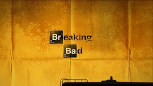 <i>Breaking Bad</i> Credits in Animated Form