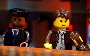 Watch <i>The Wire</i> Re-Created Using LEGOs
