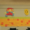 Watch A Mario Stop-Motion Video Made Out Of Post-It Notes