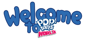 Awesome of the Day: Pop-Tarts World