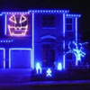 Watch These Spooktacular Light Shows