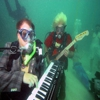 Watch Video from Florida's Underwater Music Festival