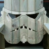 The Stormtrooper Deck Chair