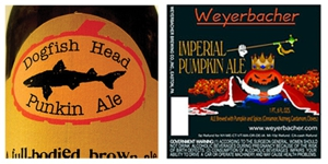 Two Great Pumpkin Ales (Awesome of the Day)