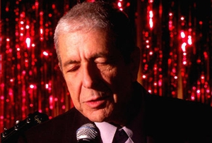 Leonard Cohen Live (Awesome of the Day)
