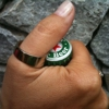 Flashy and Functional: The Bottle-Opener Ring