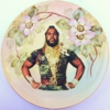 Awesome of the Day: BeatUpCreations Pop Culture Antique Plates
