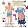 &lt;em&gt;Arrested Development&lt;/em&gt; Paper Dolls