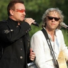 Bono and Bob Geldof Guest Edit Canada's <em>Globe and Mail</em>