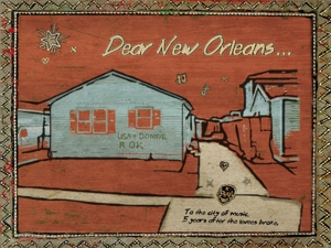 My Morning Jacket, The Wrens, Bonnie 'Prince' Billy, Many More Contribute to <i>Dear New Orleans</i> Comp