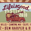 Jason Mraz, Ben Harper, Dr. Dog, Mavis Staples, More to Play Life is Good Fest, All Profits to Charity