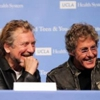 Roger Daltrey and Robert Plant Launch Teen Cancer Center