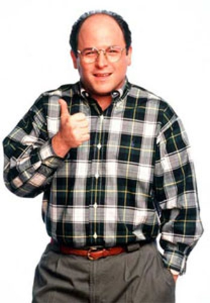 The Life of George Costanza: Seven Classic Interactions Involving a Short, Stocky Bald Man