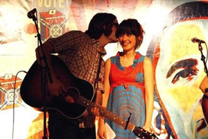 Is this the Sound of Settling? A Playlist for Ben Gibbard and Zooey Deschanel's Wedding