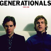 Generationals - Con Law