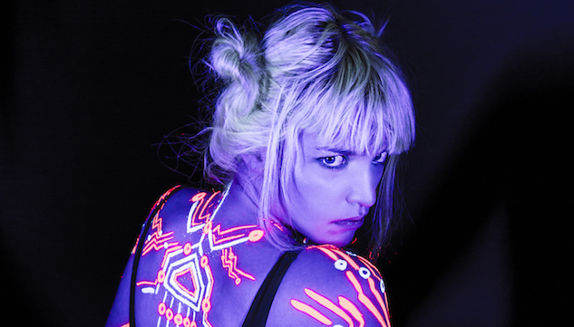 Watch Trippy New Video From Electro-pop Sensation Lydmor