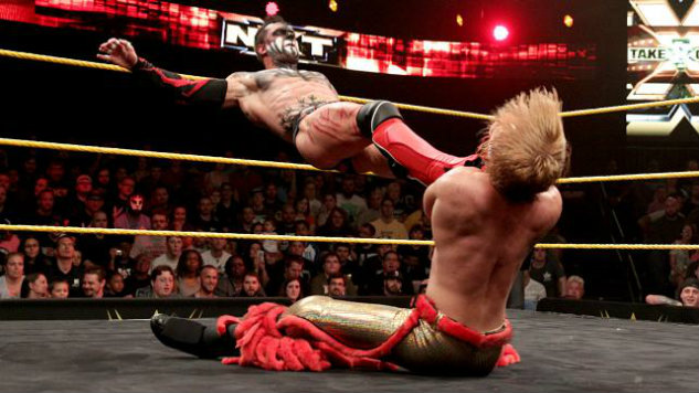 The 7 Best Finn Balor Matches in NXT and WWE :: Wrestling
