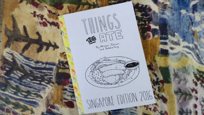 7 Mouth-Watering Zines and Periodicals from the Food Book Fair