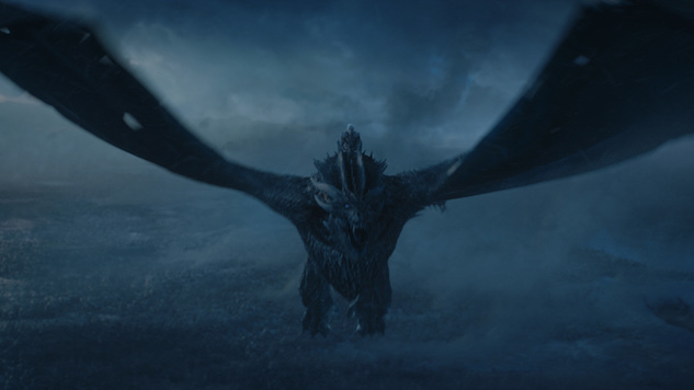 "Game of Thrones, ""Le dragon et le loup"""