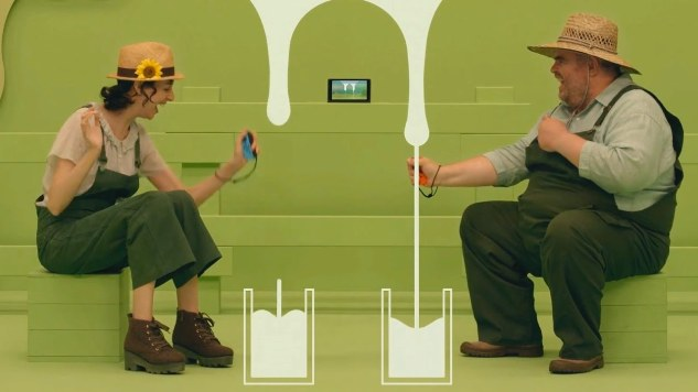 The Surprisingly Adult Themes of Nintendo's <i>1-2-Switch</i>