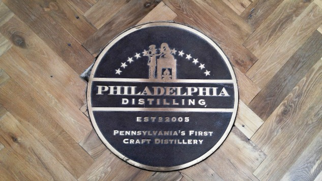 Look Inside Philadelphia Distilling's Beautiful New Home