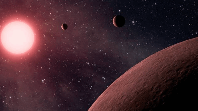 Kepler Telescope Finds Hundreds of New Worlds