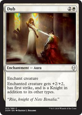 The 10 Most Interesting Magic Cards from the Dominaria Set
