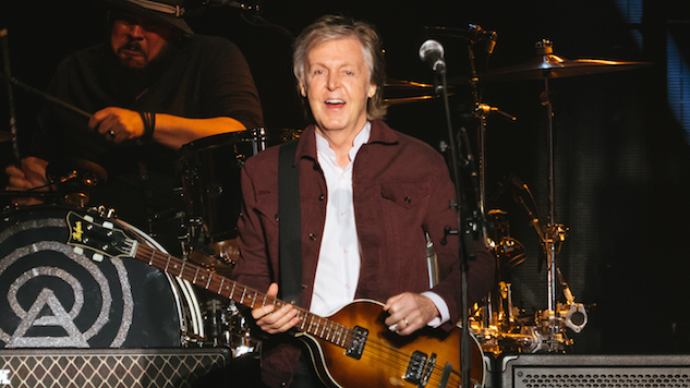 Austin City Limits Music Festival Day 1 Recap: Paul McCartney, The National, David Byrne and More