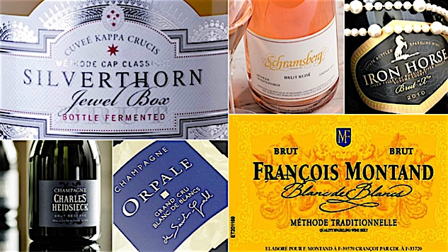 The 100 Best Sparkling Wines: A Guide for Beginners and Beyond