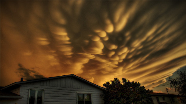7 Weird Weather Phenomena