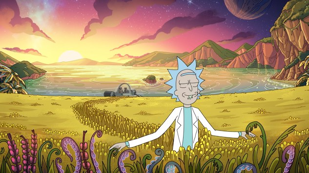First Images from <i>Rick and Morty</i> Season Four Revealed