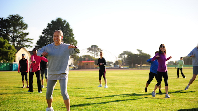 Bodies In Balance: Best Time Of Day To Exercise