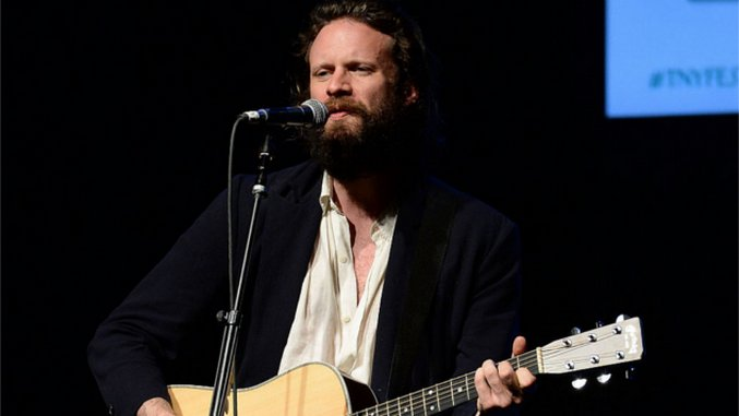 Father John Misty Live-Debuts Three New Songs, Reportedly Says Next Album is Finished