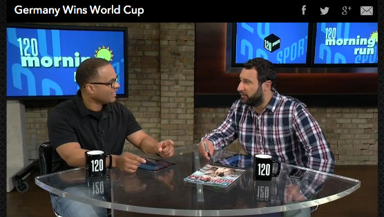 120 Sports App Review