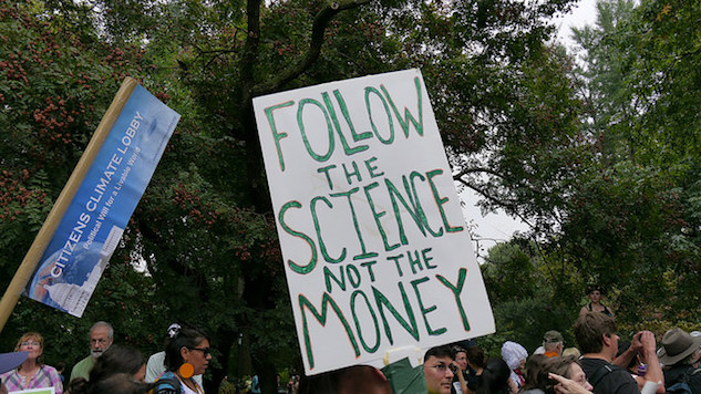 Dissecting Trump: The March For Science