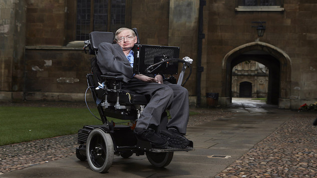 Stephen Hawking Screens Actors for His New Voice