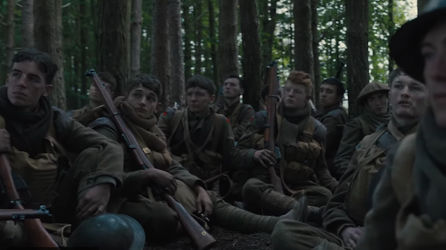 It's a Race for Survival in the New Trailer for Sam Mendes' WWI Flick <i>1917</i>