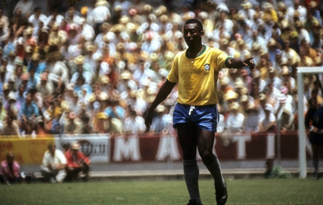 pele the greatest soccer player of all time The 100 greatest players of all time as the greatest football player to have ever 60s so your claim that pele was best player in these specific.