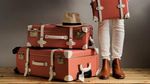 Wanderlust: Luggage in the 20th Century