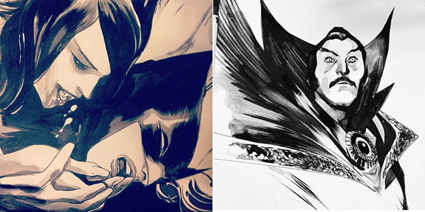 15 Incredible Comic Book Artists To Follow On Instagram Books