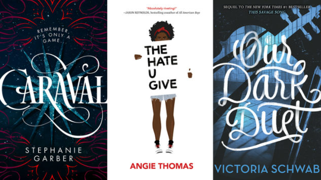 The 10 Most Anticipated Young Adult Books of 2017