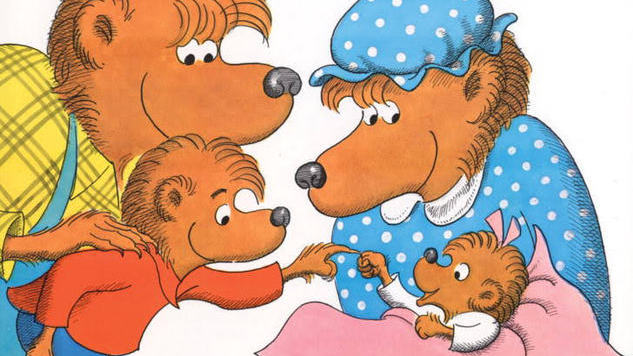 The Berenstain Bears New Baby How Not To Tell Your Child