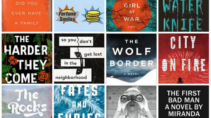 The 30 Best Fiction Books of 2015