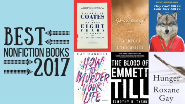 The 20 Best Nonfiction Books of 2017