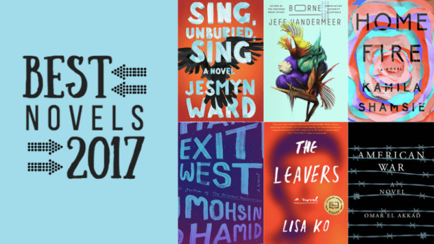 The 25 Best Novels of 2017