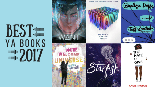 The 30 Best Young Adult Books Of 2017 Books Lists Best Of